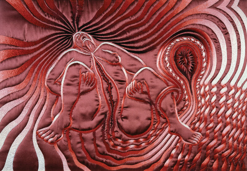 """""""Judy Chicago: Mother Earth + Cohanim"""""""
