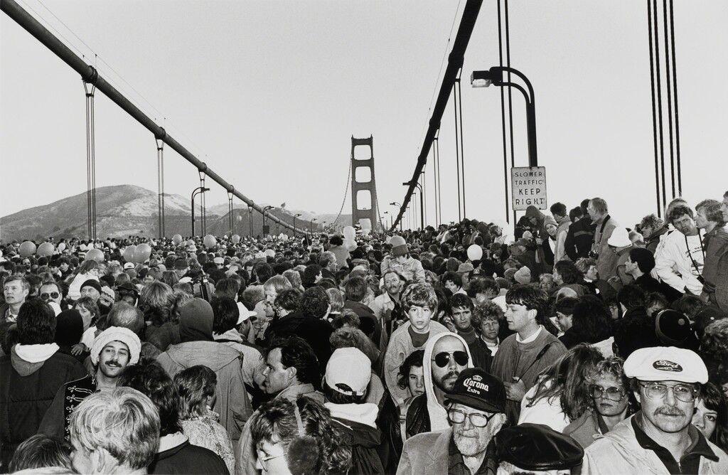 Golden Gate Bridge Fiftieth Anniversary