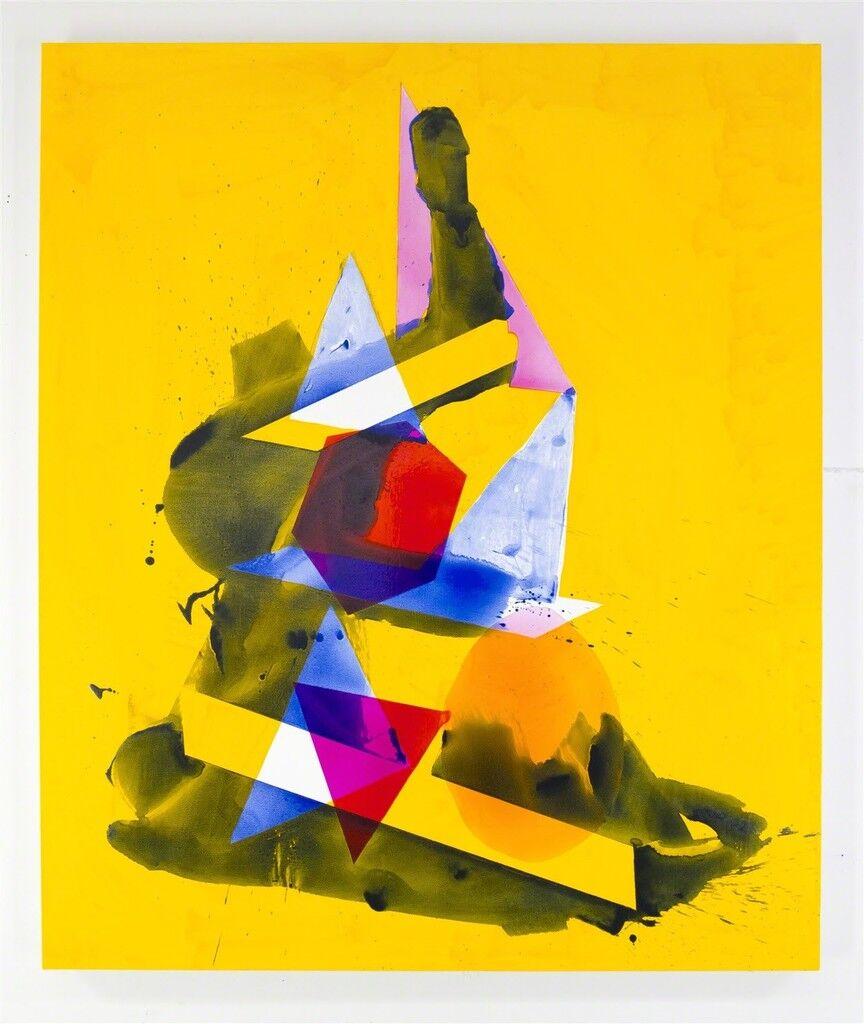 Figure Study Yellow