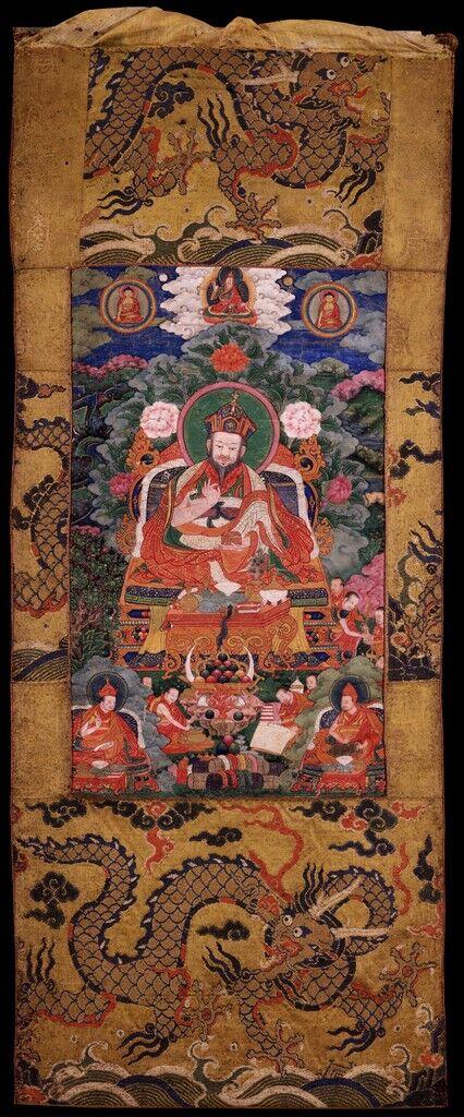 Lama (Maestro), Gyurme Dorje