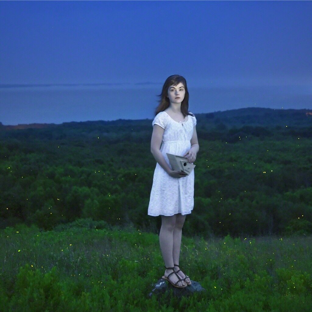 Devin and The Fireflies, Rockport, Maine