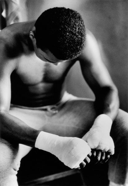 Muhammad Ali in Training, Miami, Florida