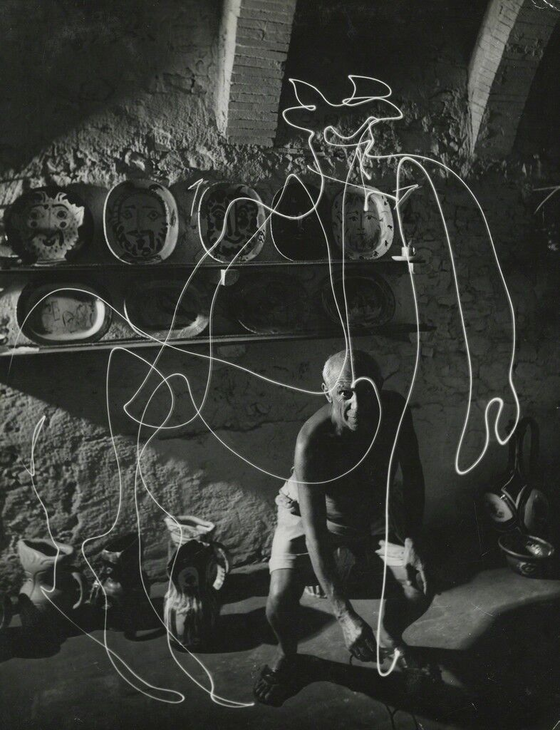 Picasso, Space Drawing