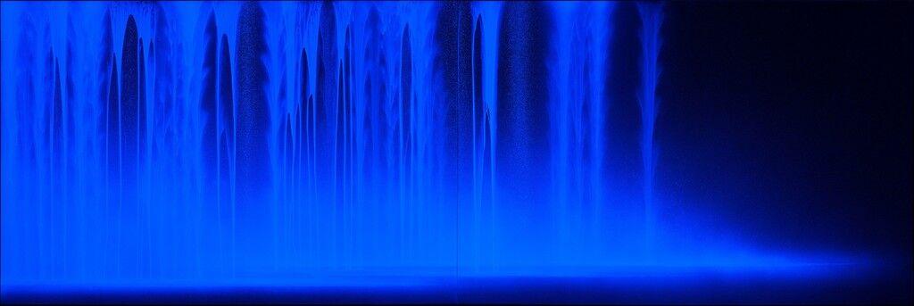 Waterfall: Night