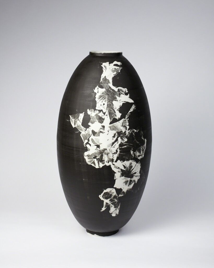 Silverware Vase
