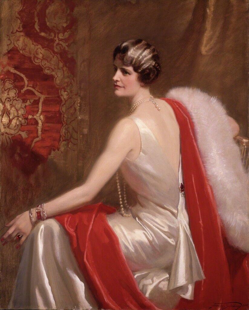 Portrait of Marjorie Merriweather Post