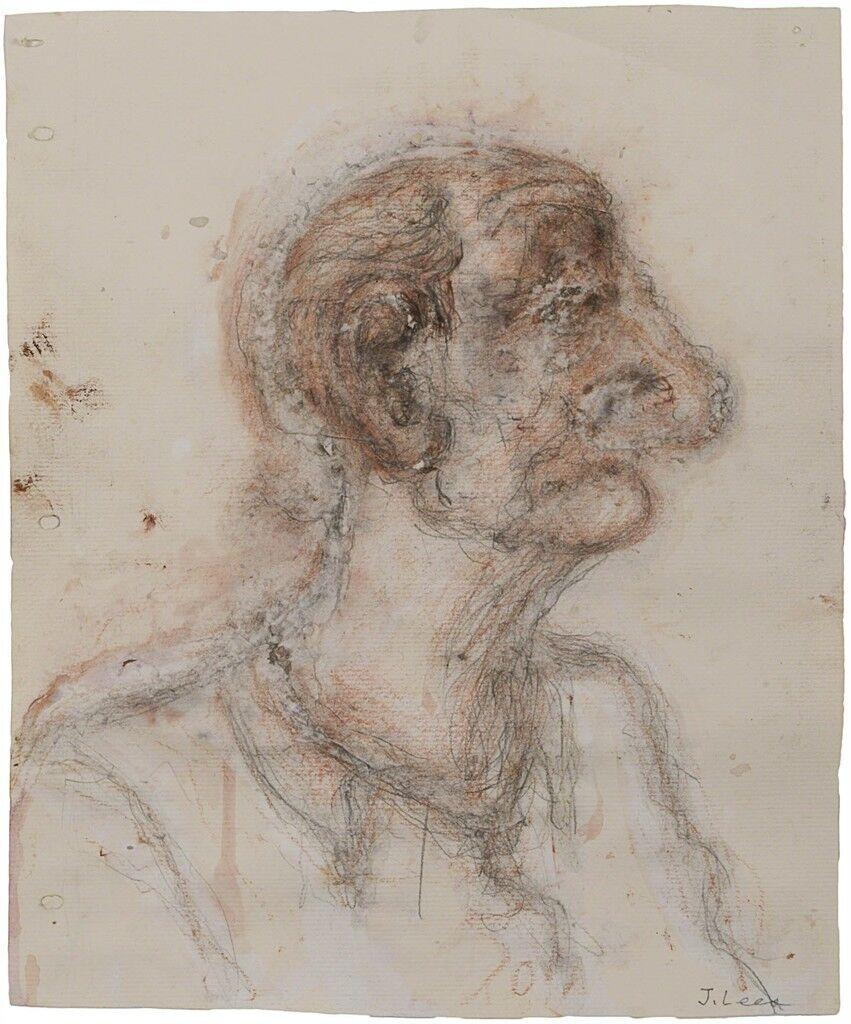 Profile II (Man Sitting in an Armchair)