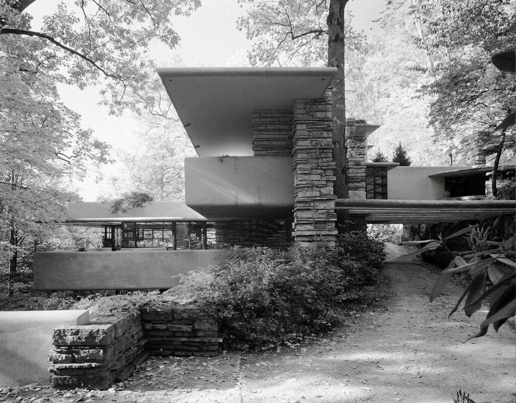 Architect Frank Lloyd Wright S 5 Key Works Artsy
