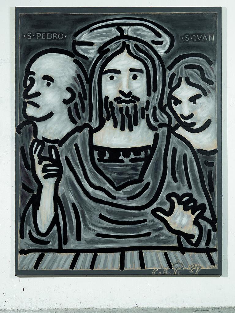 Jesus und Genossen