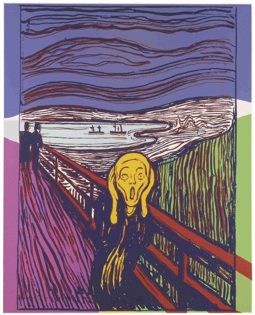 The Scream (After Munch)