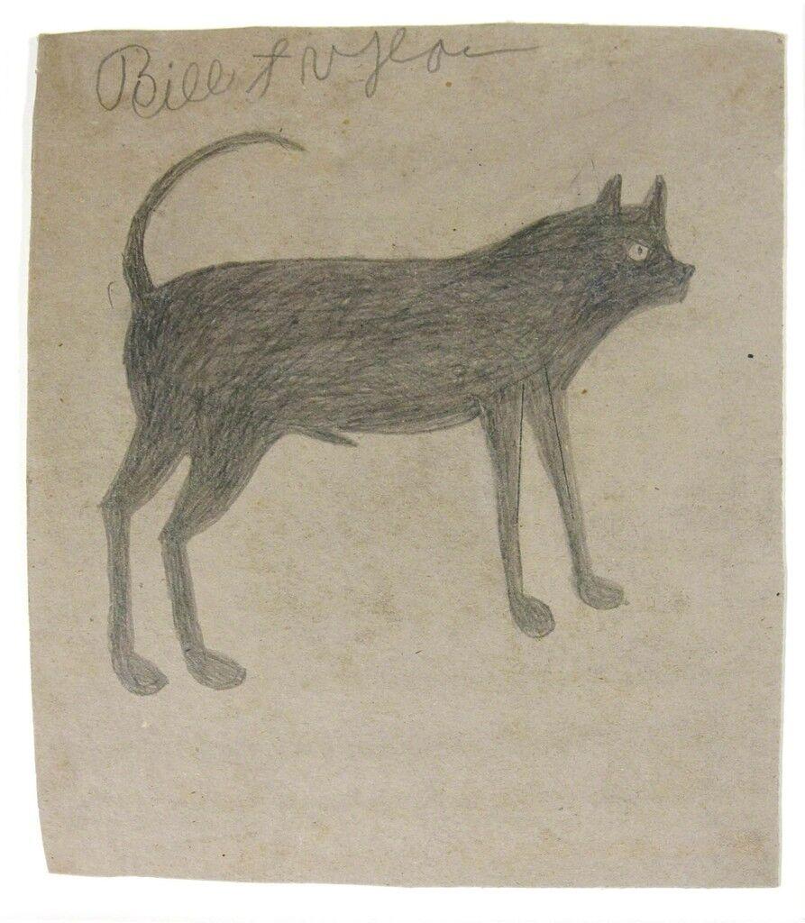 Sickle-tail Dog