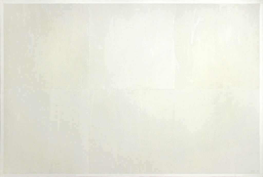 Untitled (white painting)