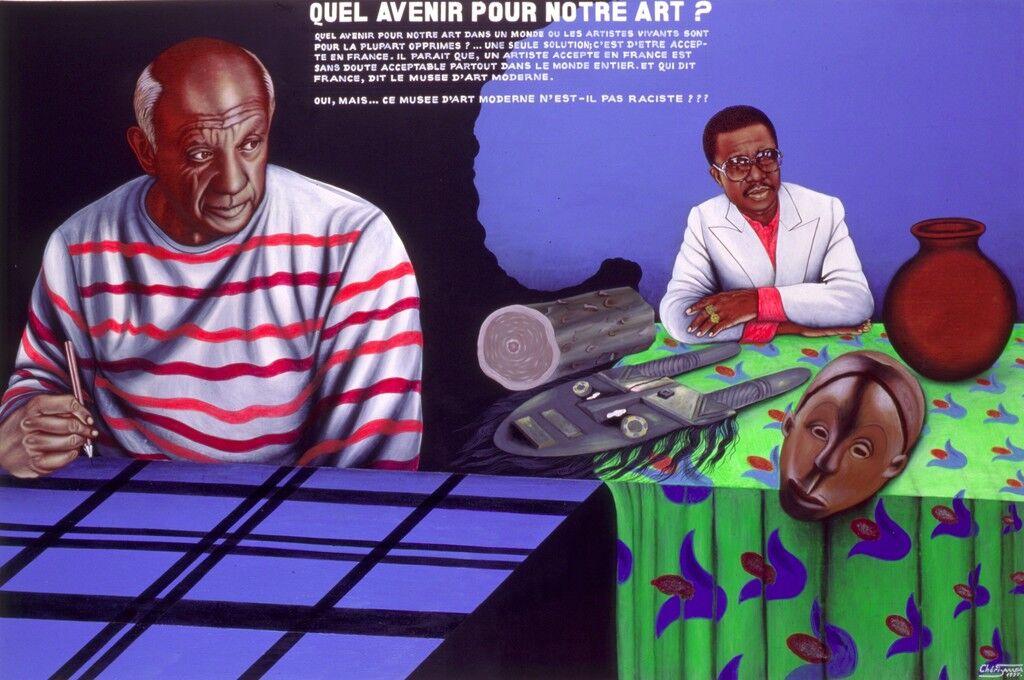 Quel Avenir Pour Notre Art? (What Future for Our Art?)