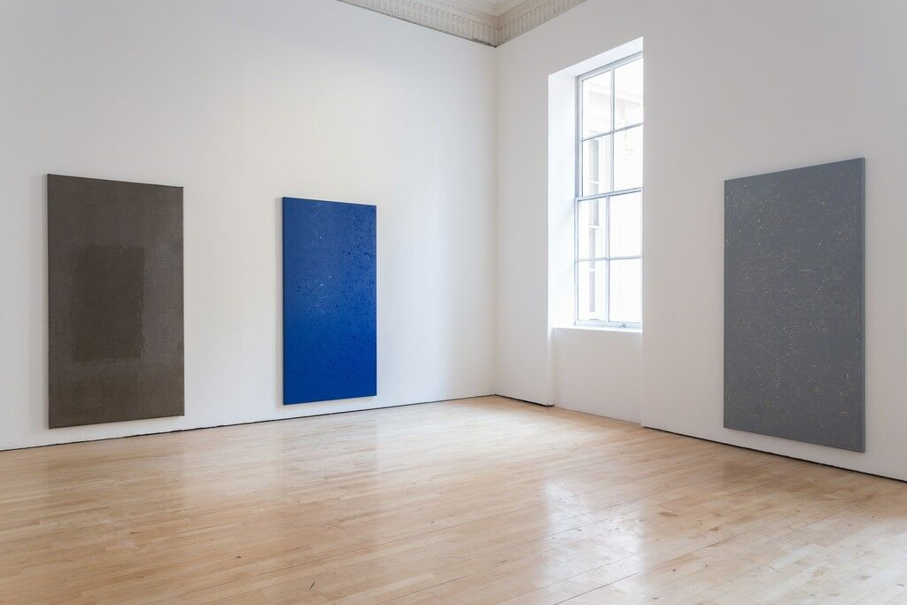 Installation view of Looks