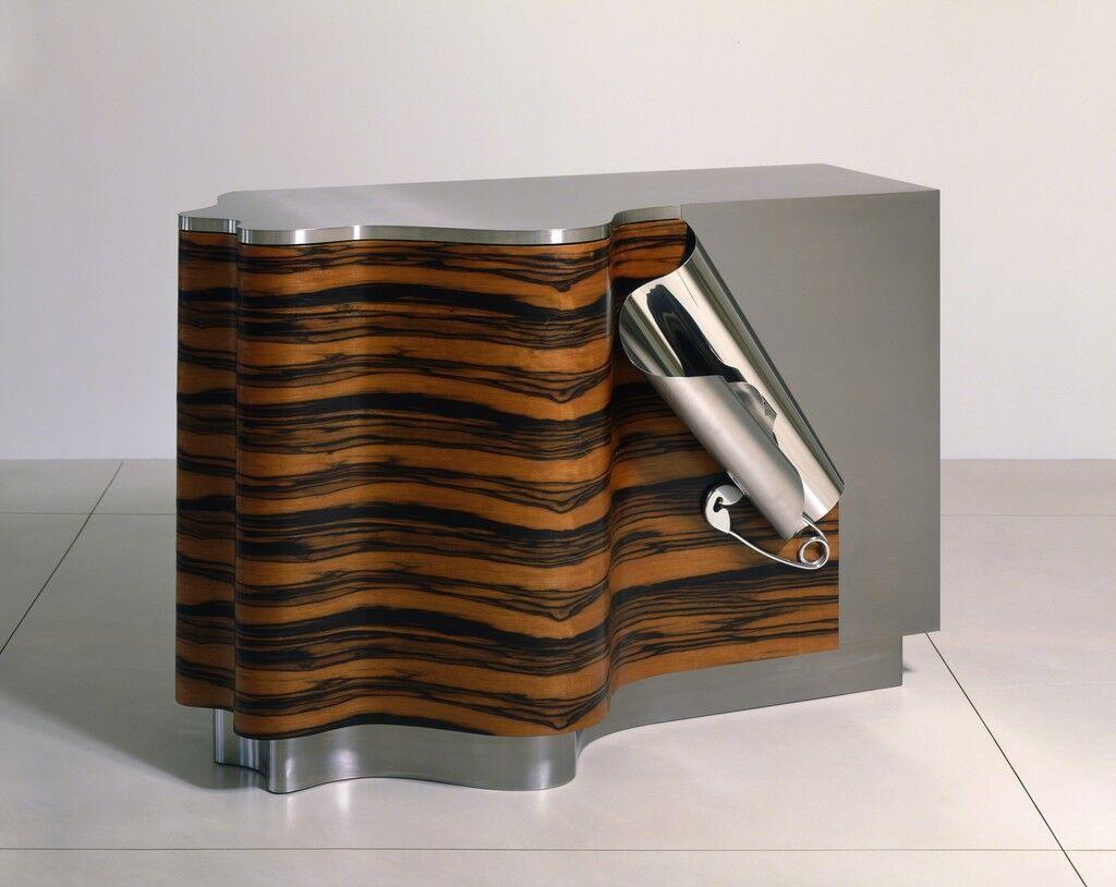 Drape Cabinet
