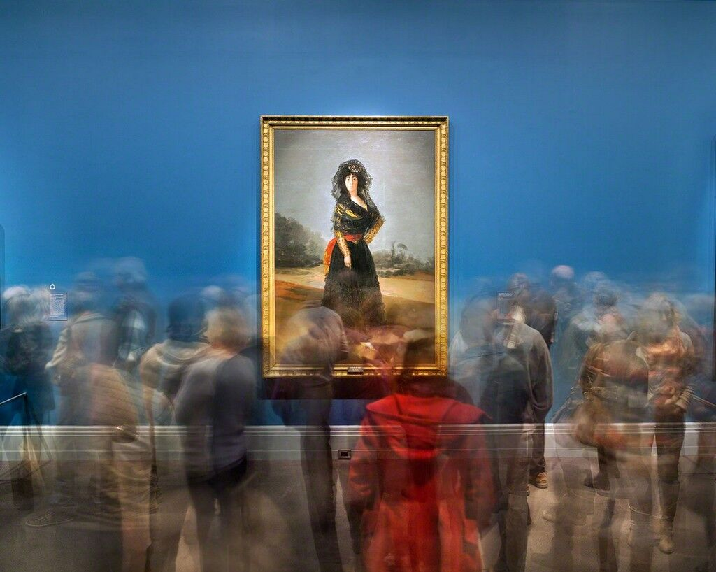 Goya's Duchess of Alba - 'Goya: Order and Disorder' - Museum of Fine Arts, Boston