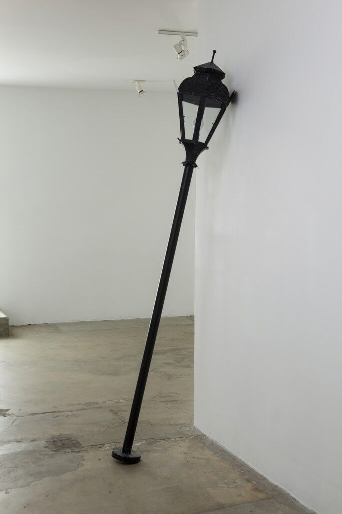 Object No. 4, Bare Use (lamp)