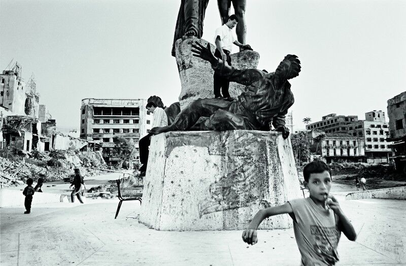Beirut Martys squares