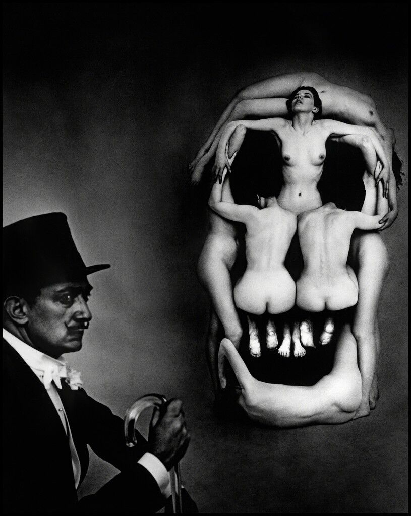 "The Story behind Philippe Halsman's Surreal Photograph ""Dalí"