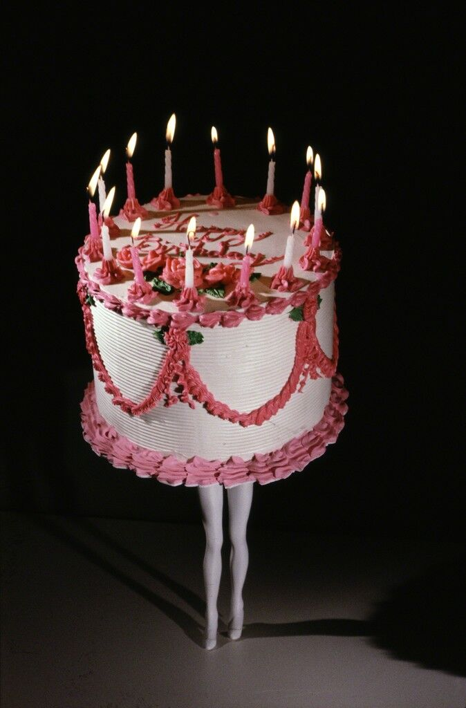 Walking Cake (Color)