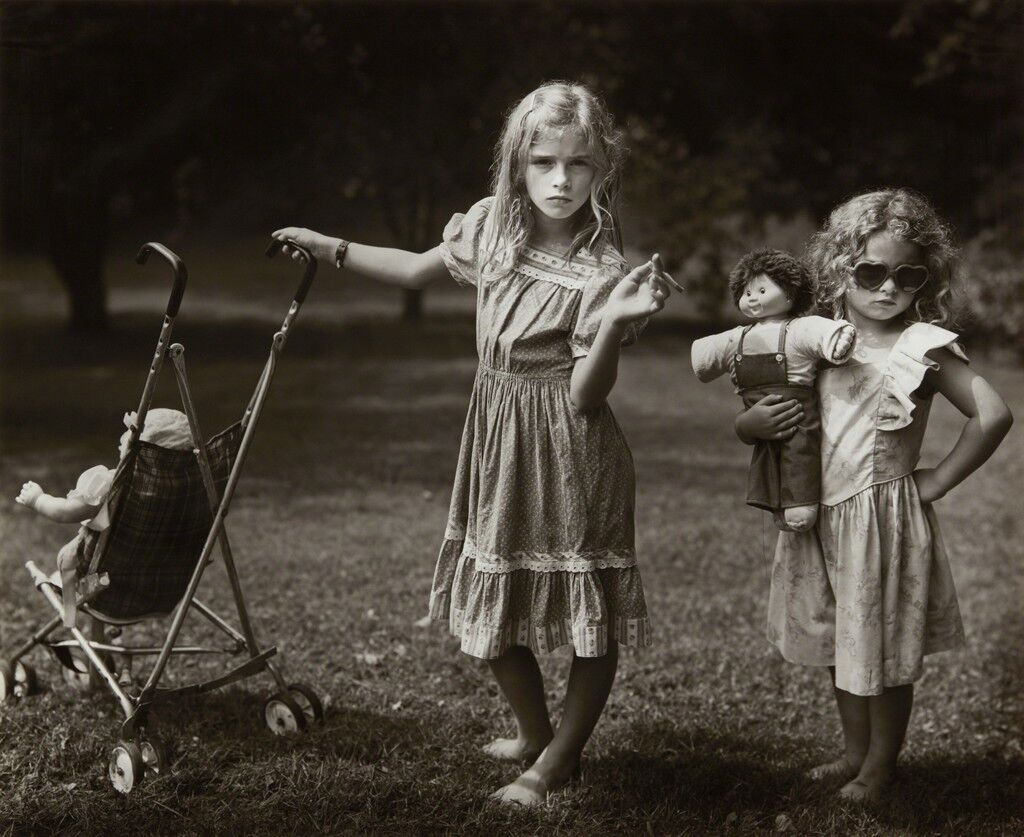Why Sally Mann's Photographs of Her Children Can Still Make ...