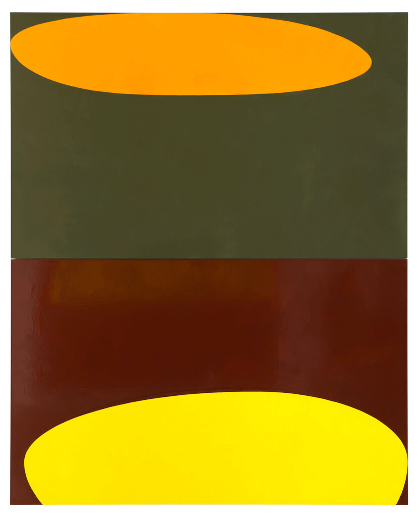 untitled composition in four colors