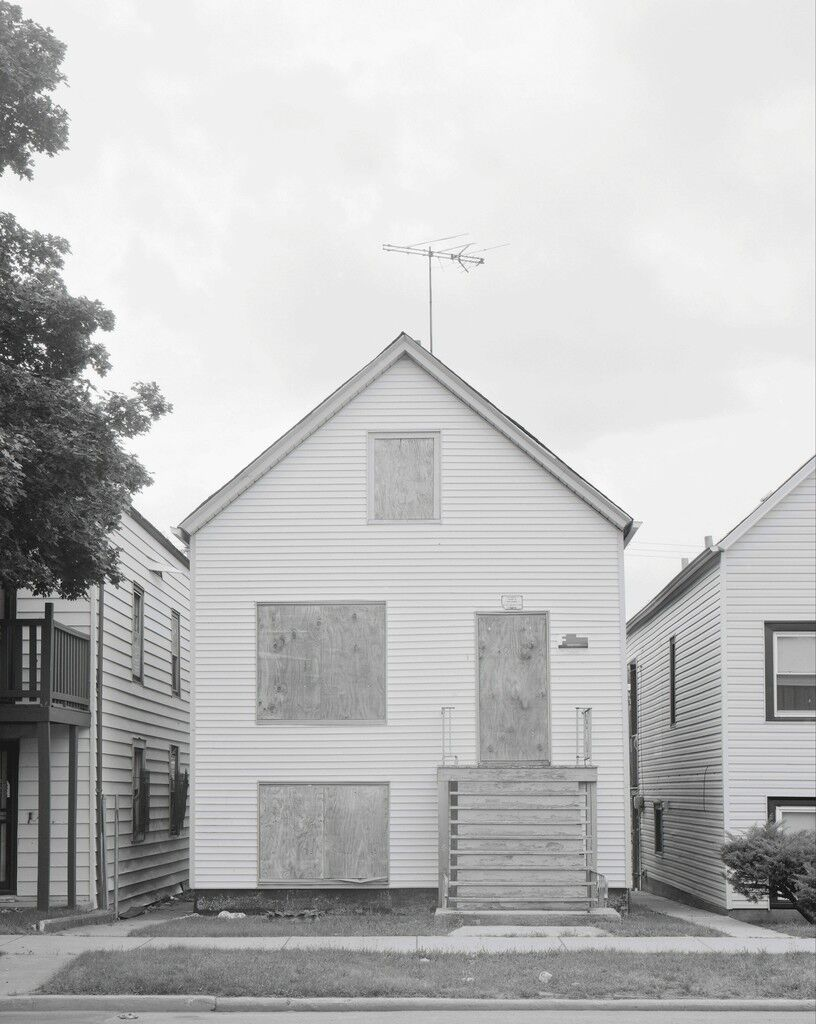 Some Boarded Up Houses (Chicago) (7)