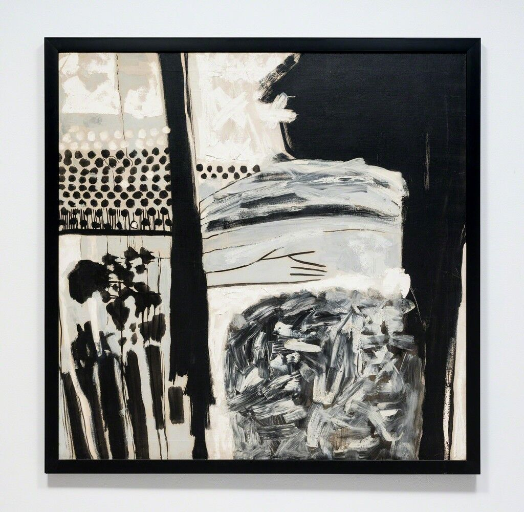 Untitled (painting made for Spiral Exhibition, 1965)