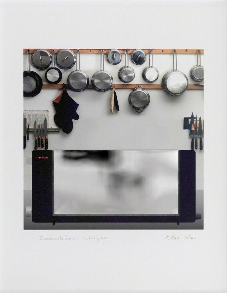 Toaster - deluxe study VIII