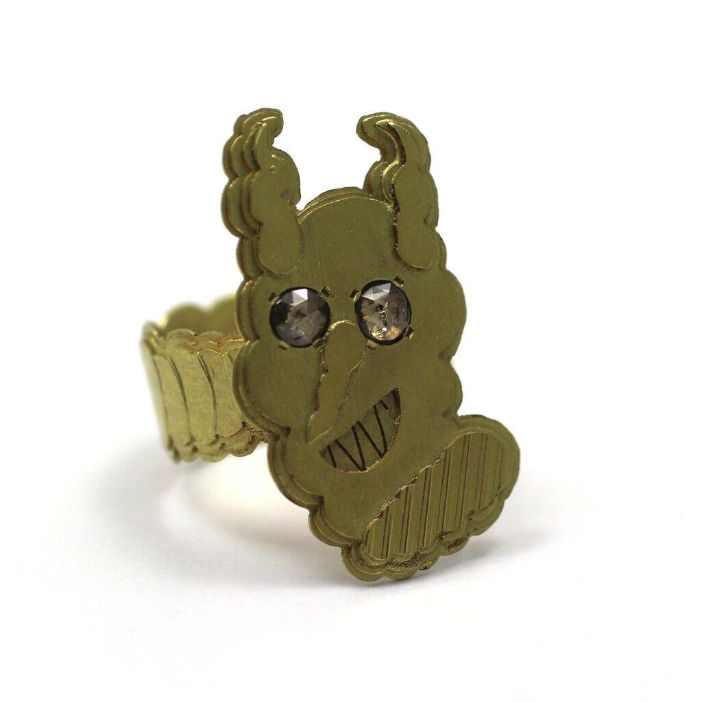 Dough Devil Ring