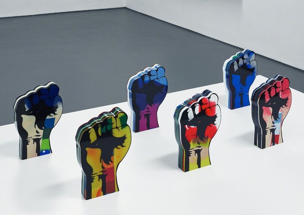 Untitled (Fists)