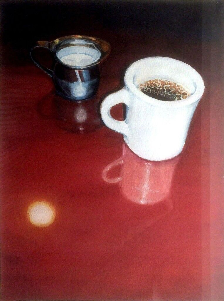 Untitled (Coffee Cup)