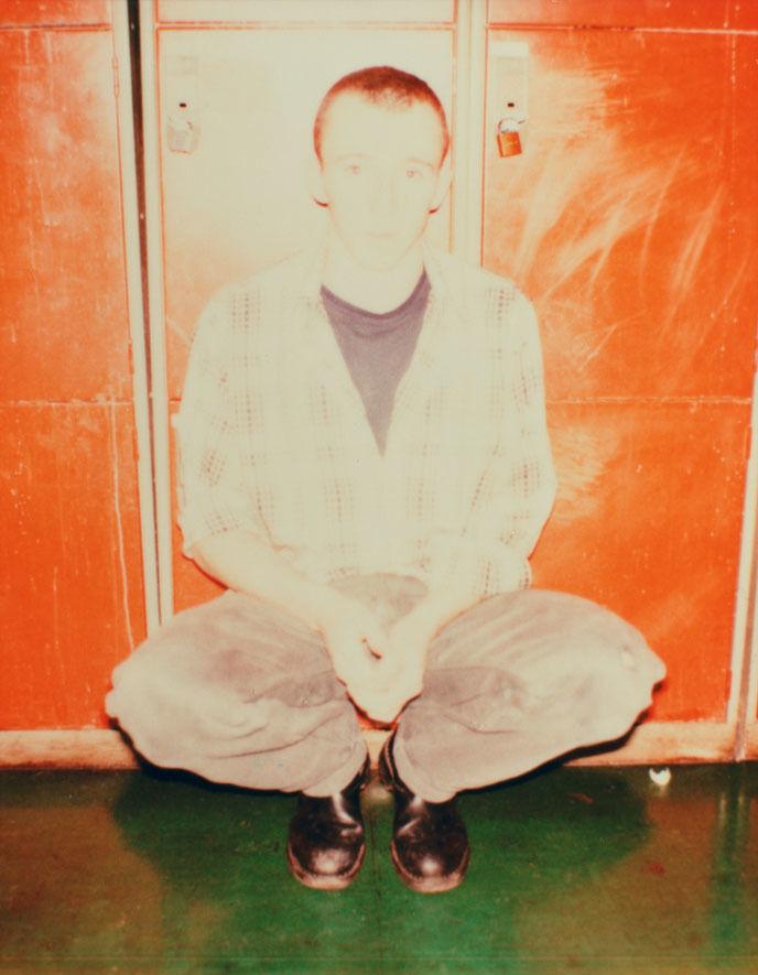 Adam bleached out, 1991 (LP)