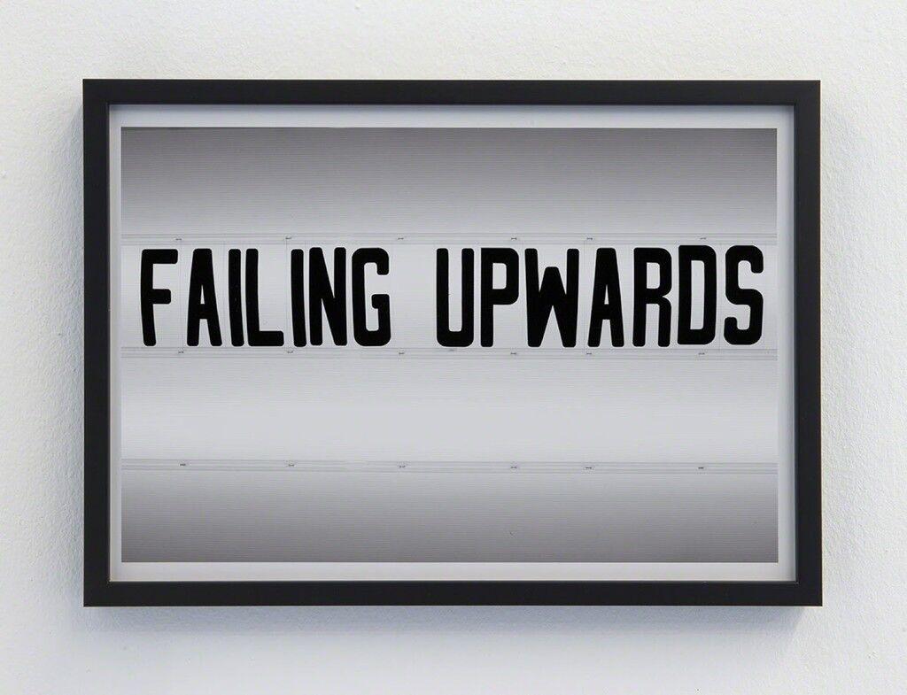 Failing Upwards