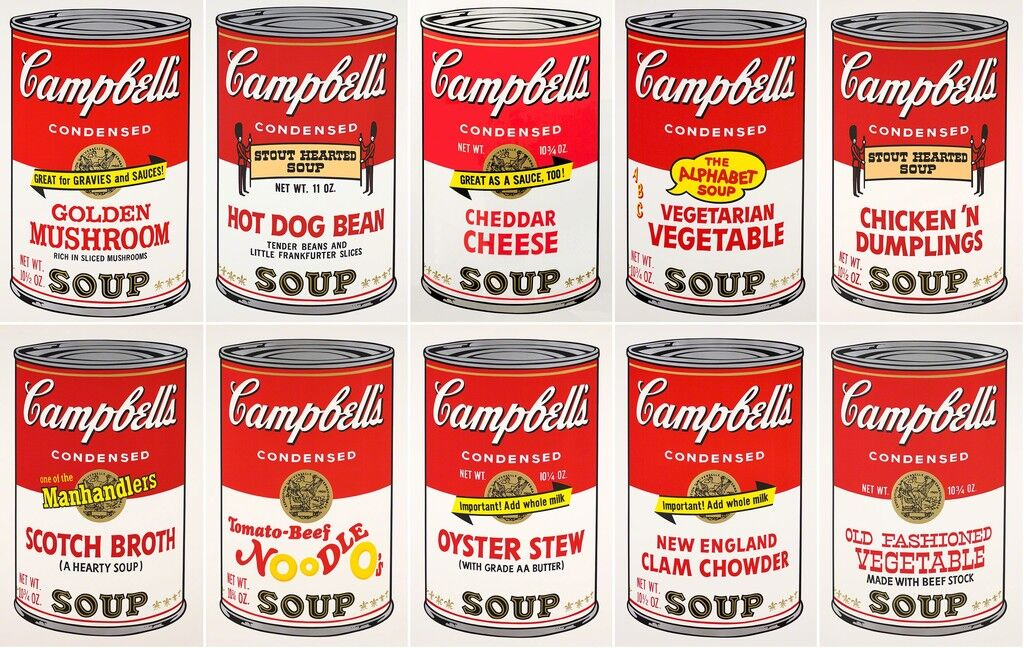 Campbell's Soup Edition II