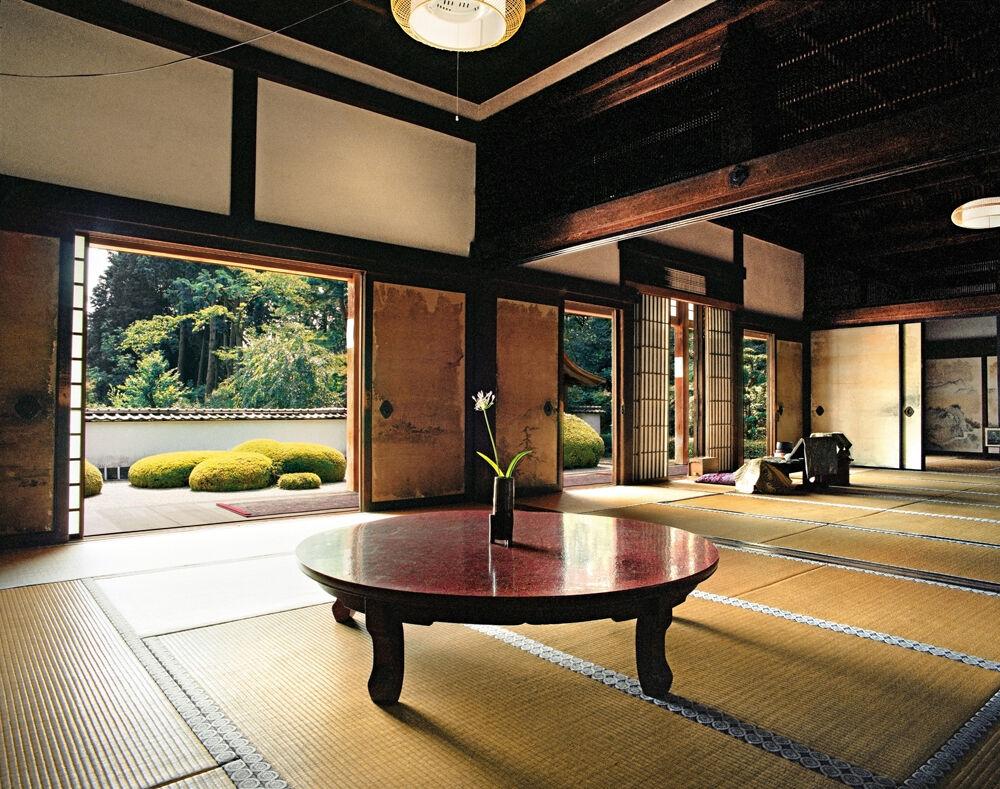 Shōden-ji, summer Northwest Kyoto 22 July 2004 (9:00–11:30)
