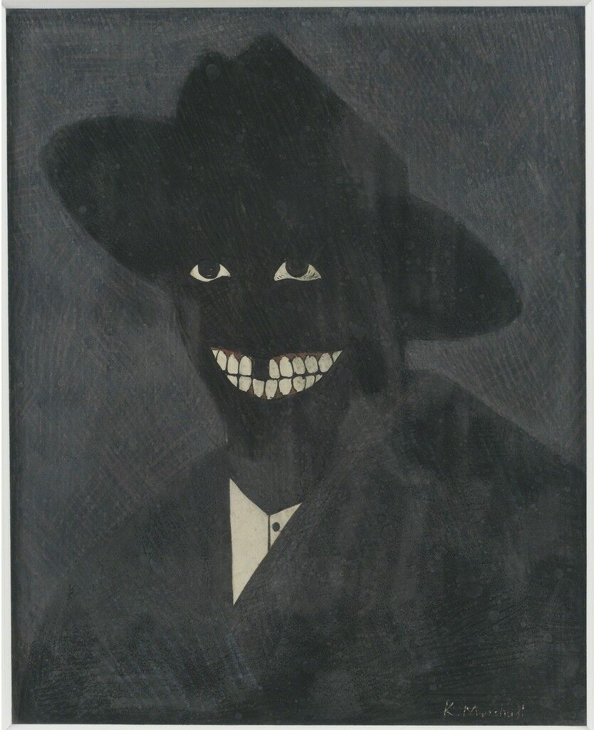 66f5d4b6a90 A Portrait of the Artist as a Shadow of His Former Self · Kerry James  Marshall