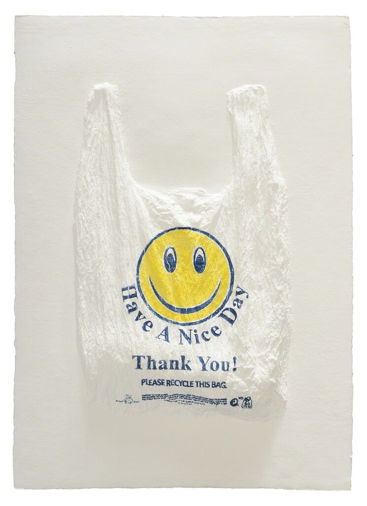Have a Nice Day, Thank You! Plastic Bag