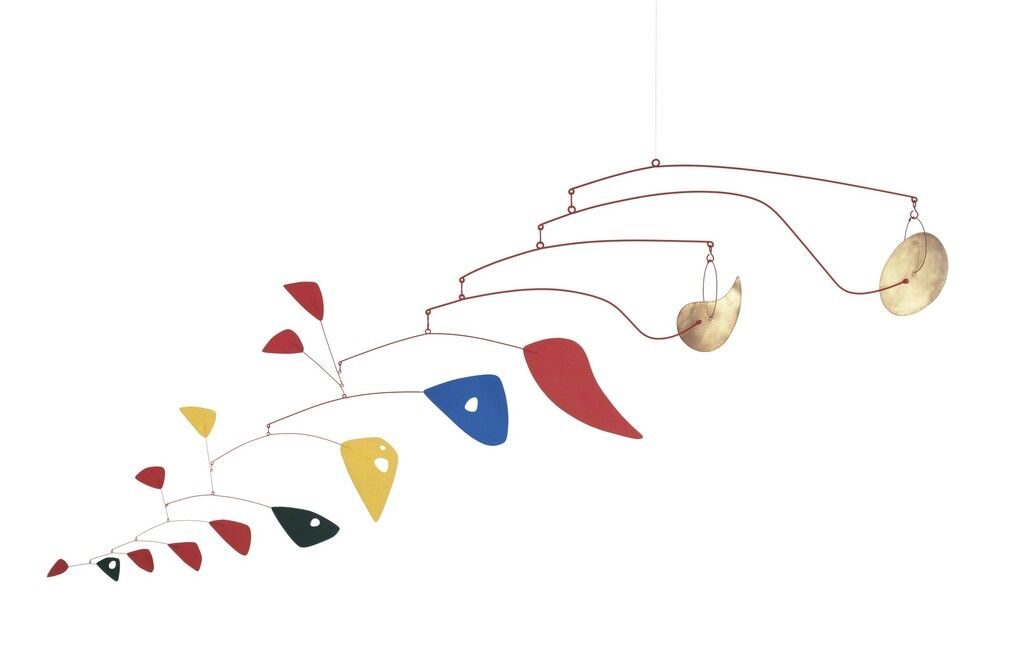7 Artists Who Created Innovative Mobiles—beyond Alexander ... Alexander Calder Mobile Names