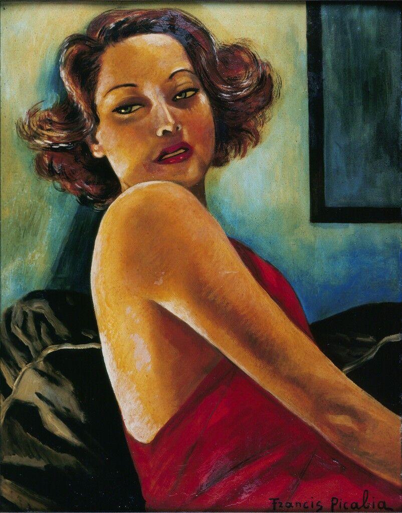 Portrait of Viviane Romance