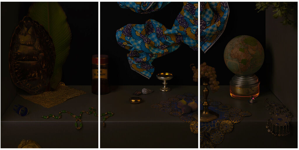 Untitled - Triptych 1