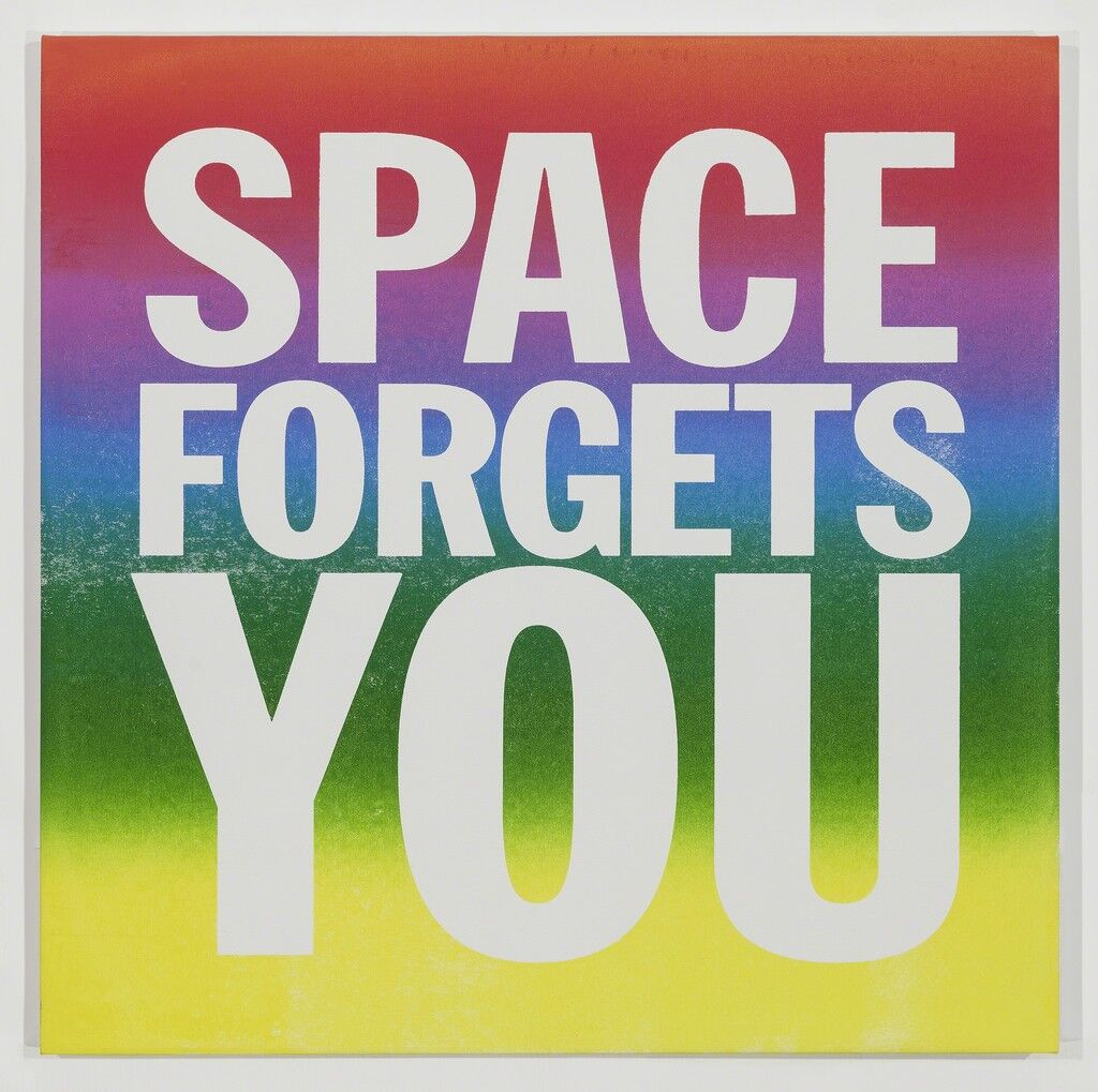 SPACE FORGETS YOU