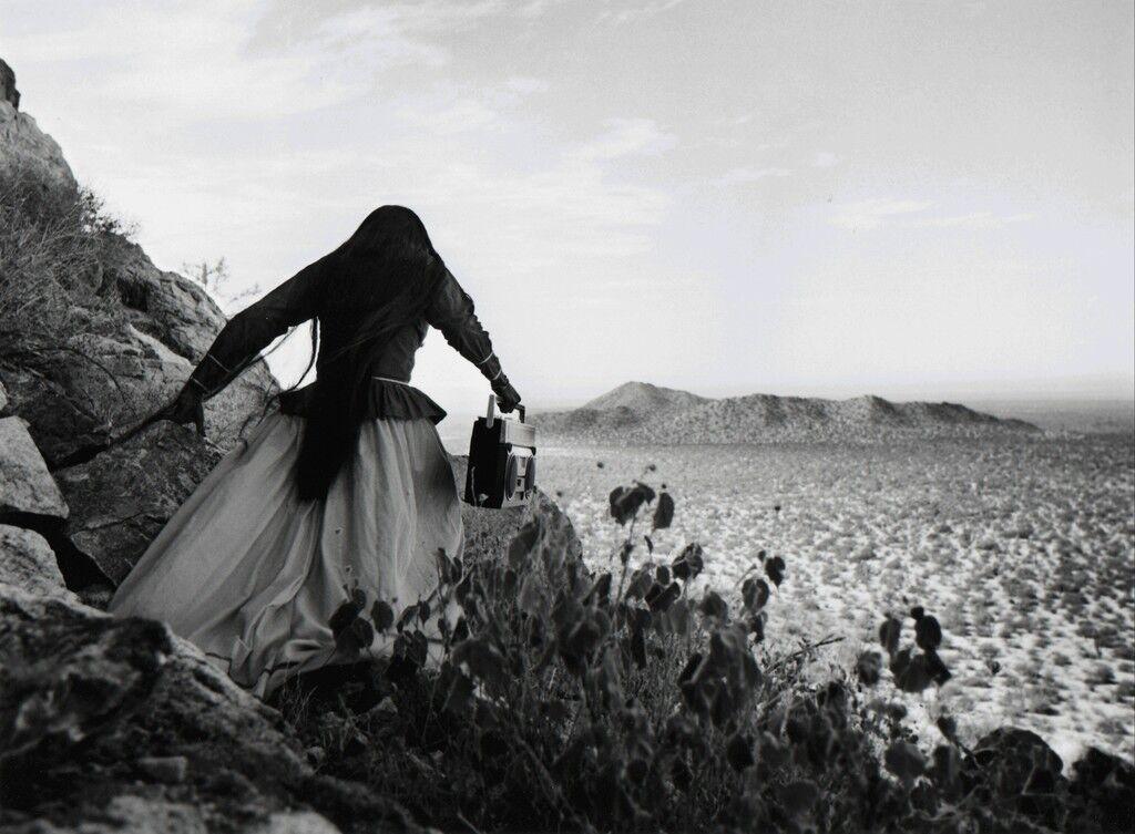 Mujer Ángel, Desierto de Sonora (Angel of the Desert), Mexico