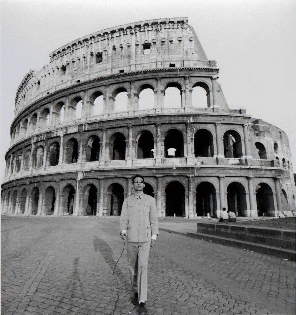 Rome, Italy (Coliseum, Day)