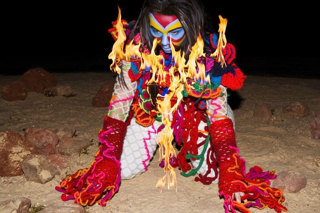 Behind the Scenes of Björk's Most Iconic Images With