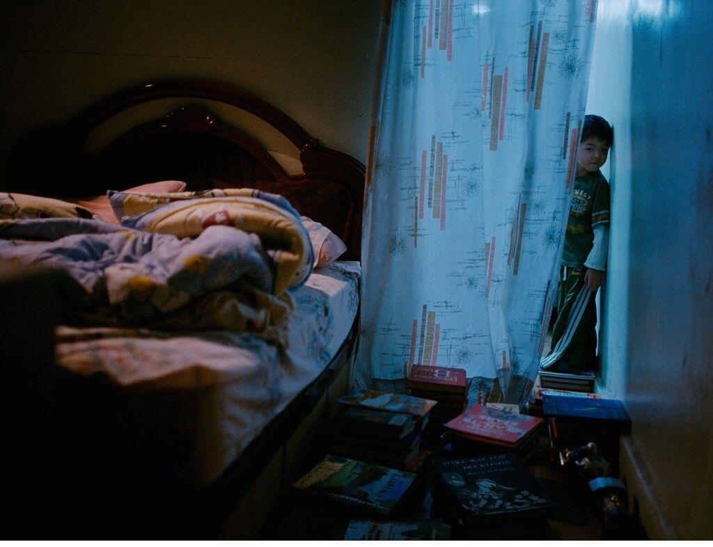 """Film Still from """"Invisibleboy"""""""