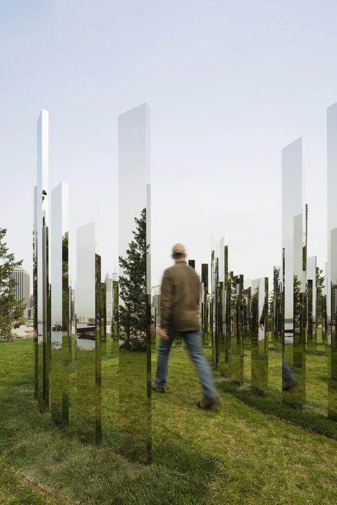 Mirror Labyrinth NY
