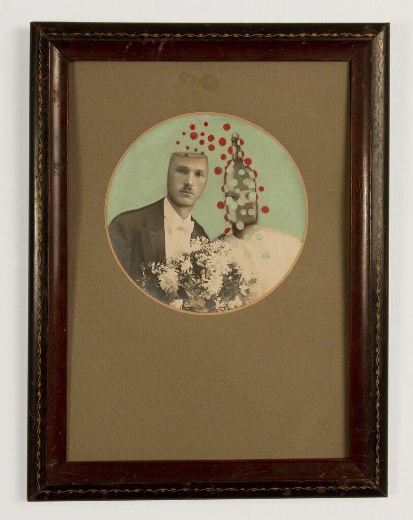 Untitled (Wine Bubble Couple)