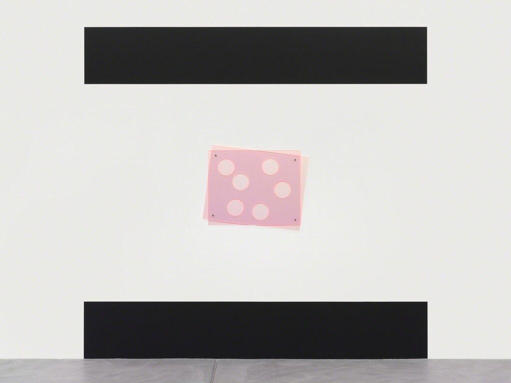 Gerwald Rockenschaub's Linear, Hyper-Logical Abstract Art