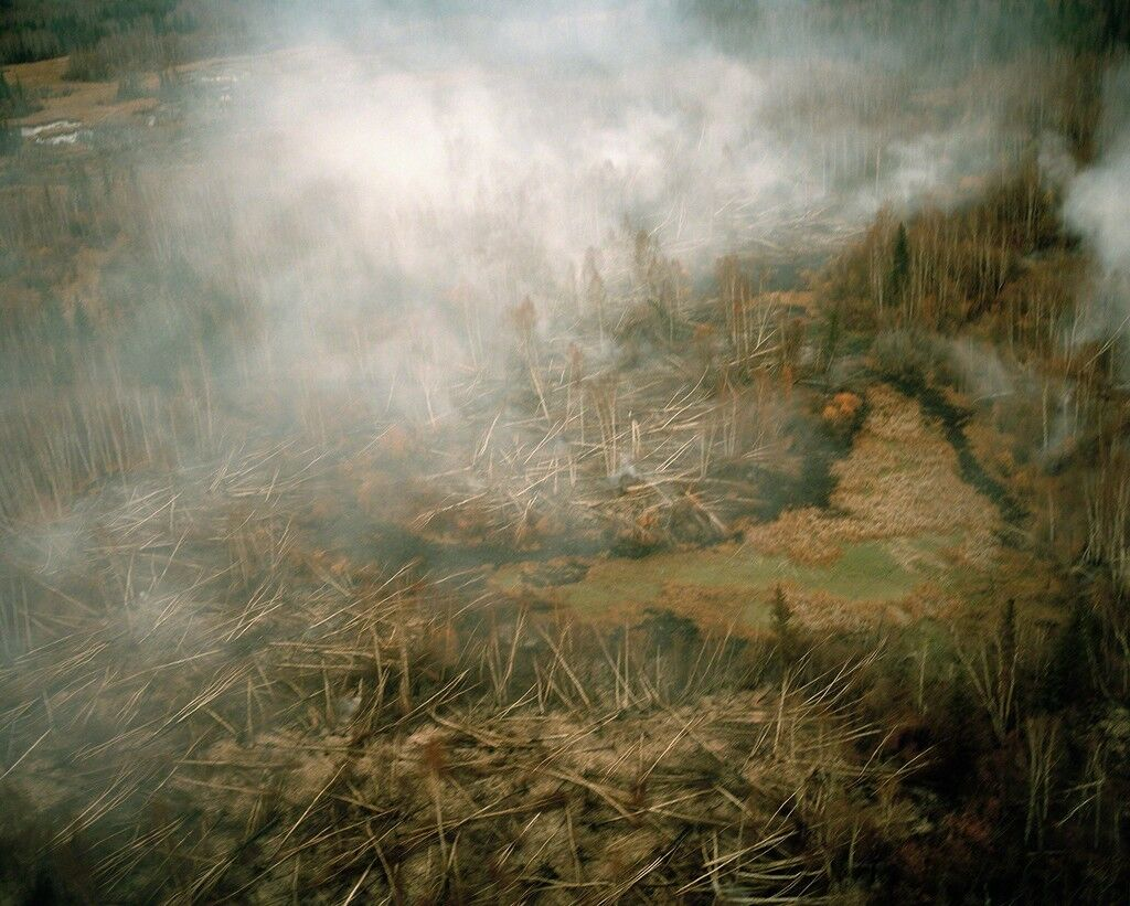 Wildfire, Northwest Territories
